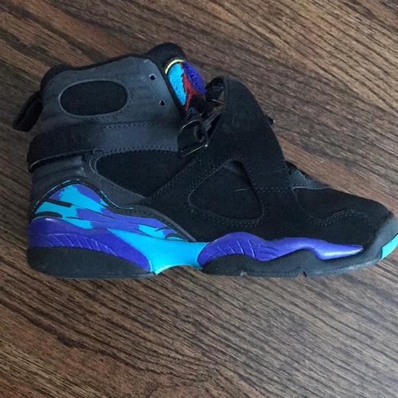 9f93f17e6a Air Jordan Shoes | Jordan Retro 8s Womens 6 Girls Gs Size 45 | Poshmark